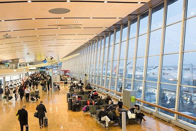 Mejores aeropuertos del mundo 2016. Helsinki-Vantaa Airport