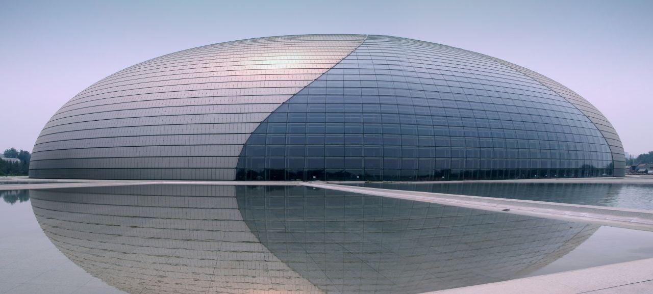 Gran teatro nacional de China, Pekín