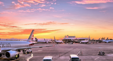 American Airlines: asientos totalmente reclinables