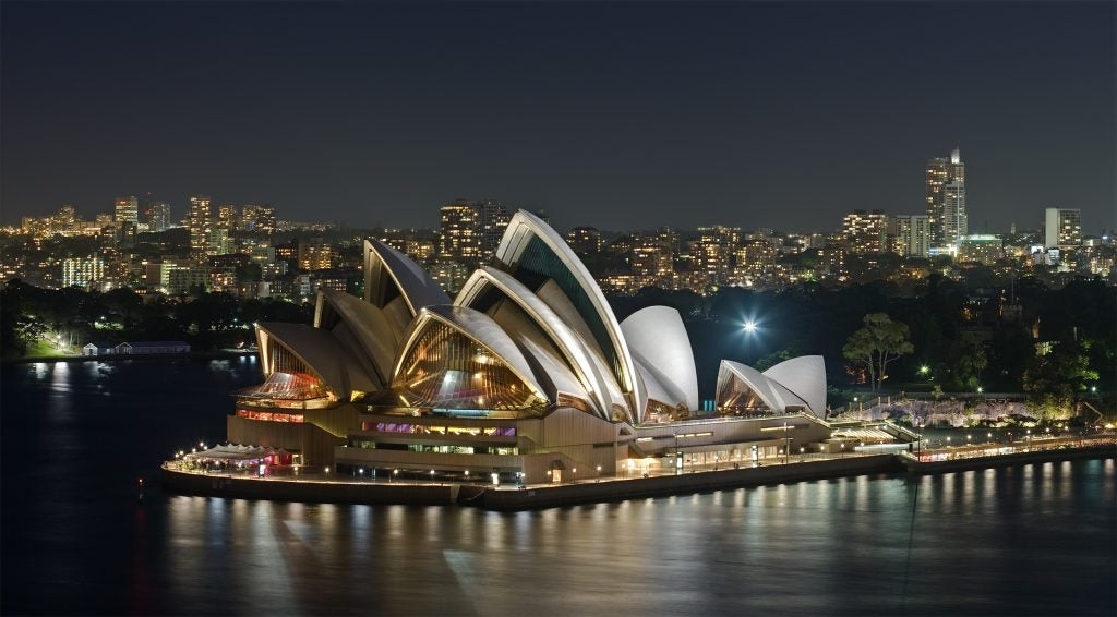 Opera House, Sidney