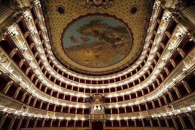 Teatro San Carlos, Milán