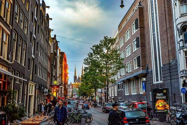Los 10 países más felices del mundo 2017. Ciudades Holanda