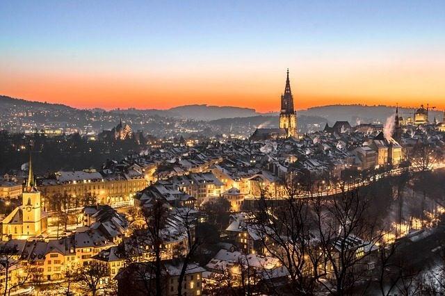 Los 10 países más felices del mundo 2017. Suiza