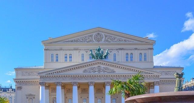 Teatro Bolshoi, Moscú