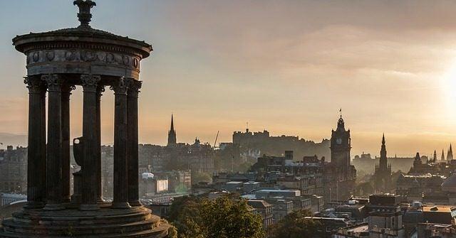 14 razones para viajar a Edimburgo. Calton Hill