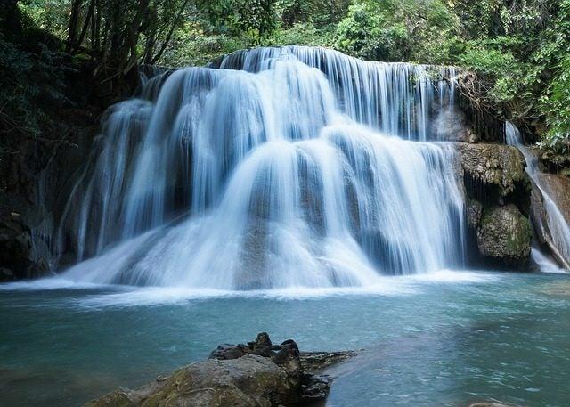 Los bosques más bellos del mundo. Erawan