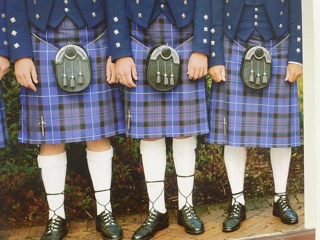 14 razones para viajar a Edimburgo. kilt