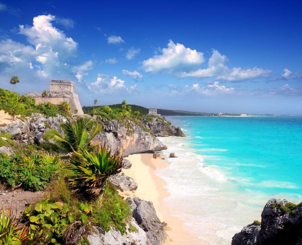 Ruinas de Riviera Maya
