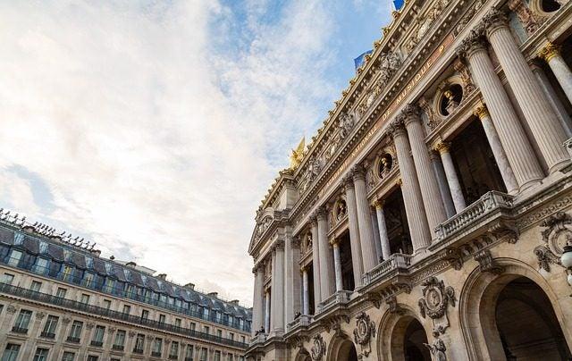 Palais Granier, París