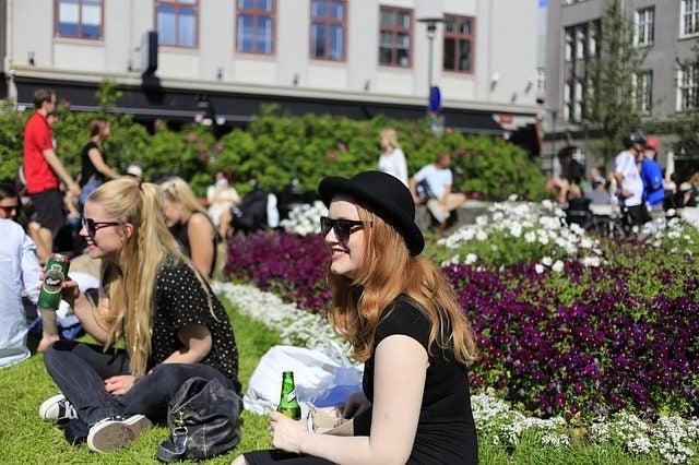 Los 10 países más felices del mundo 2017. Islandia estilo de vida