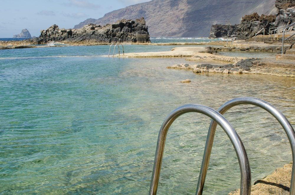 Playa de La Maceta, El Hierro, Islas Canarias
