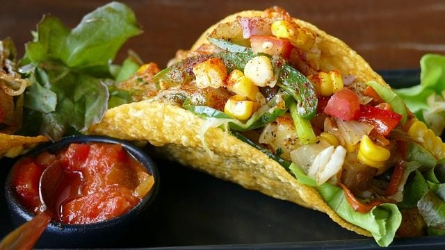 11 imprescindibles en México. Tacos
