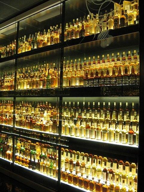 14 razones para viajar a Edimburgo. Museo del wisky