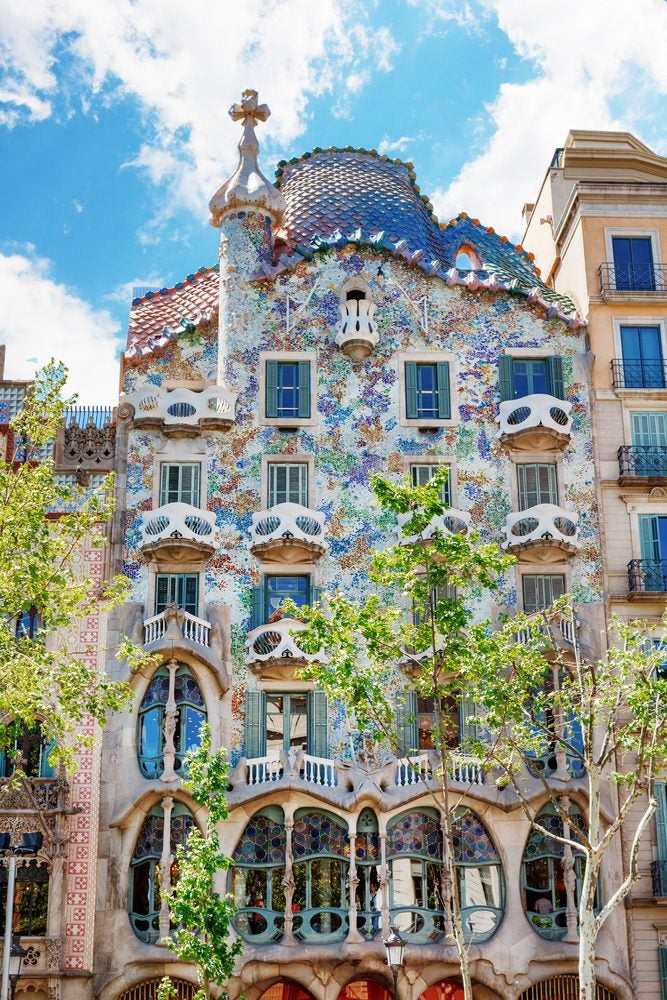 Casa Batlló Barcelona