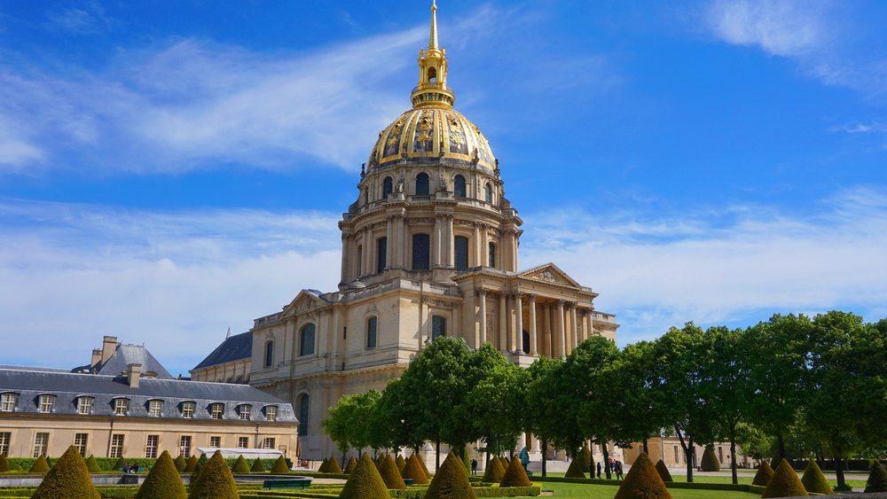 Palacio Nacional de los Inválidos, París