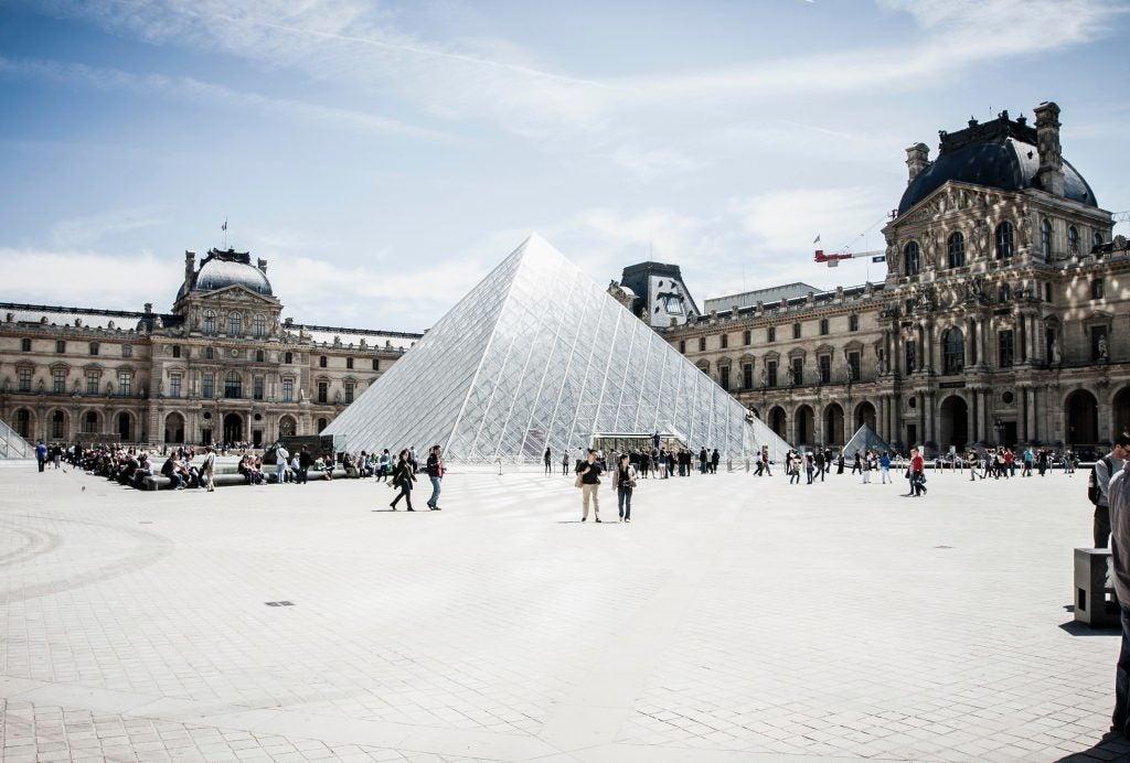 Museo del Louvre, París