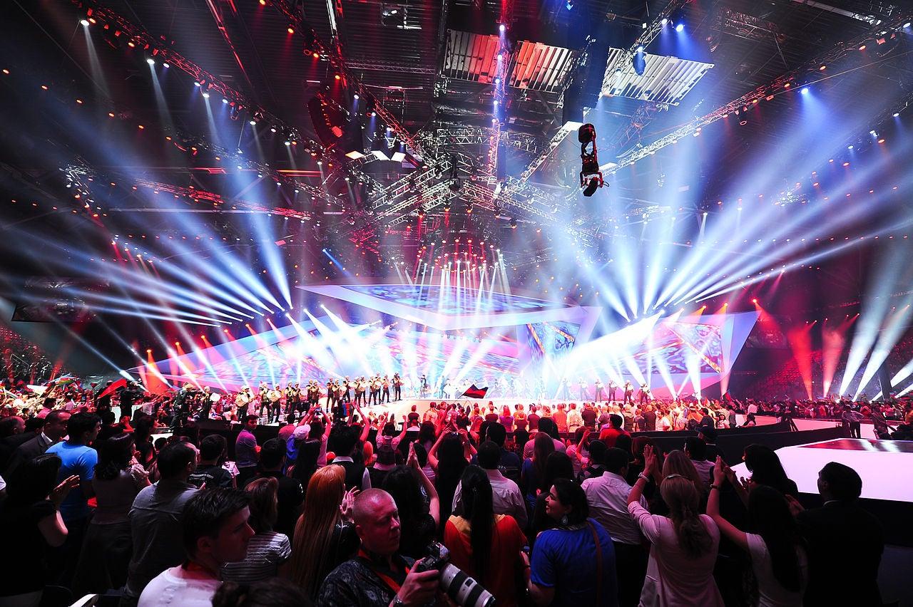 Festival Eurovisión 2017: Kiev (Ukrania)