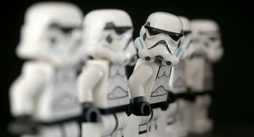 De viaje por los escenarios de Star Wars