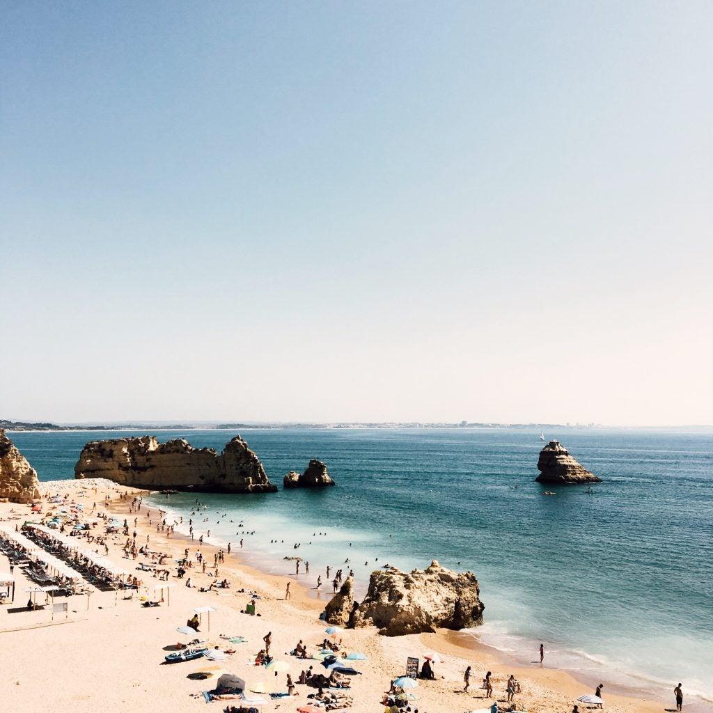 playa de portugal