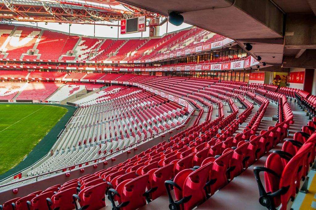 Estádio Sport Lisboa e Benfica, Lisboa, Portugal