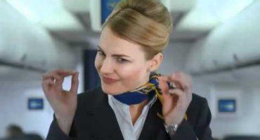 Paris Hilton, Schumacher y Elvis, dan las instrucciones de seguridad en Condor