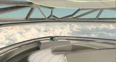 ¿Quieres ver cómo serán los aviones en el año 2050 según Airbus? [Vídeo]