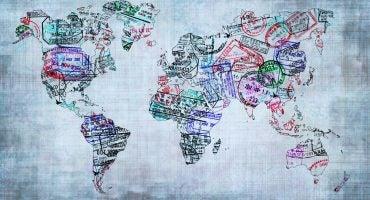 Los pasaportes más potentes del mundo