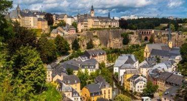 Haz RT y consigue un viaje para 2 a Luxemburgo