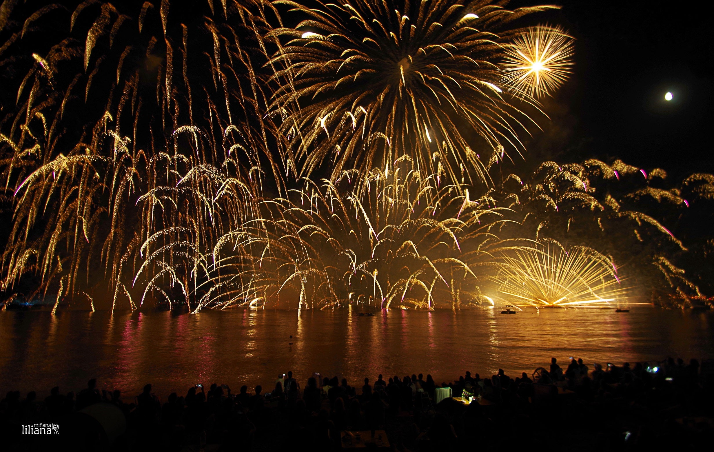 fuegos artificiales Altea