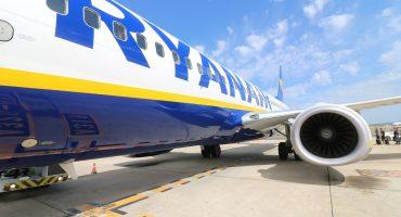 Ryanair cancela 2.000 vuelos este octubre