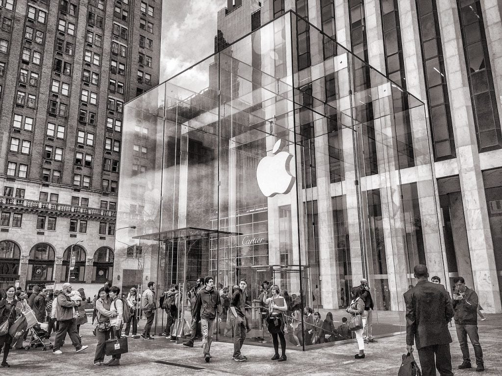 Apple Nueva York