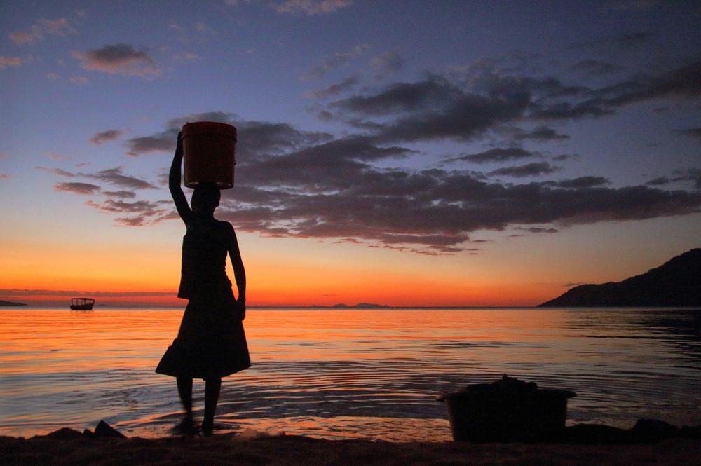 Lago Nyassa el lago más grande de áfrica