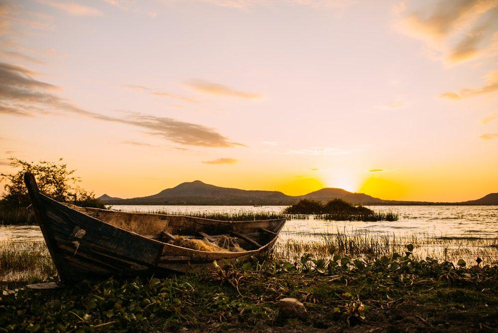 Lago Victoria, Los lagos más grandes del mundo
