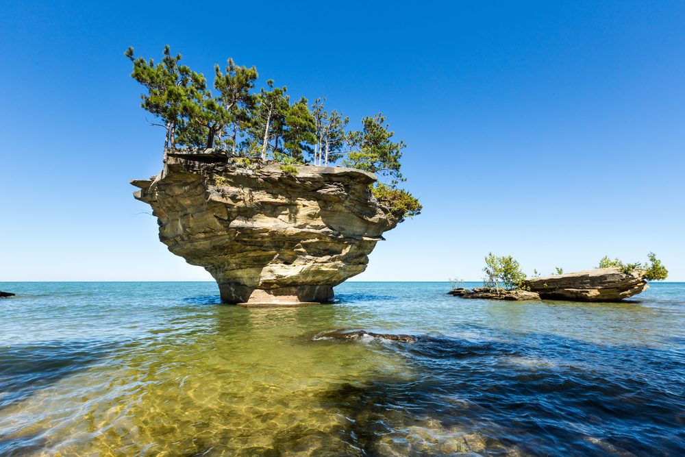 Lago Hurón, Estados Unidos