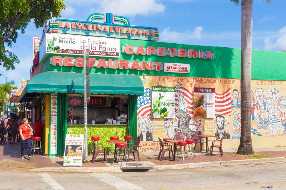 Calle 8, Little Havana, Miami