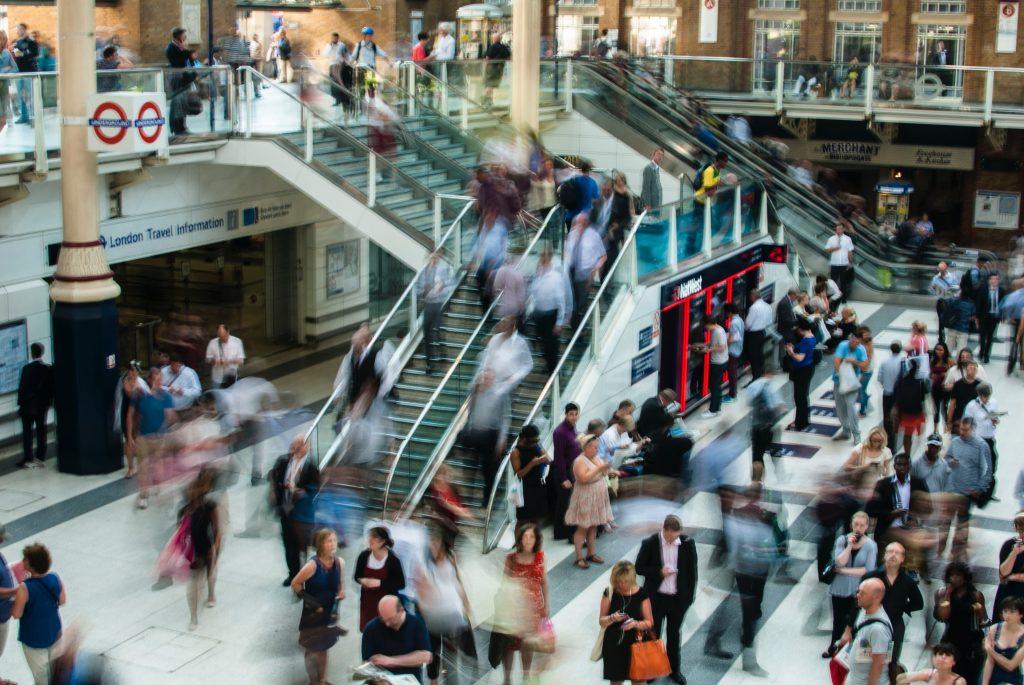 Liverpool Street, estación de metro de Londres