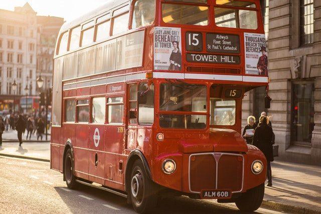 Autobús rojo Londres