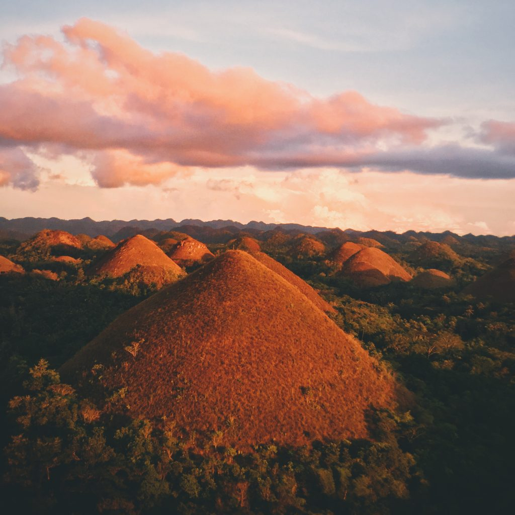 Colinas de Chocolate, isla de Bohol
