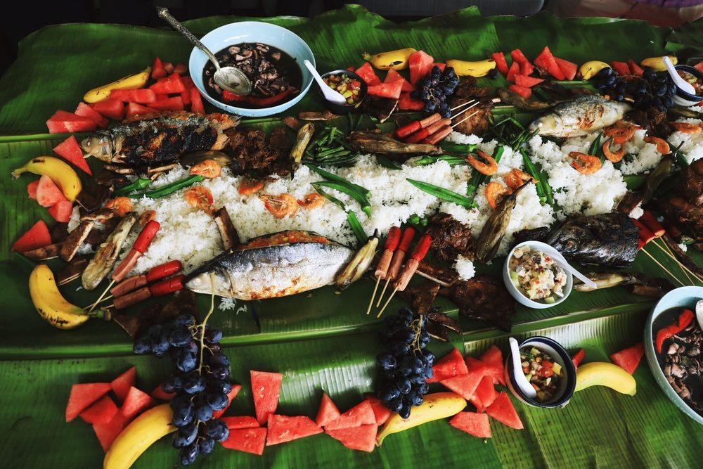 Gastronomía de Filipinas