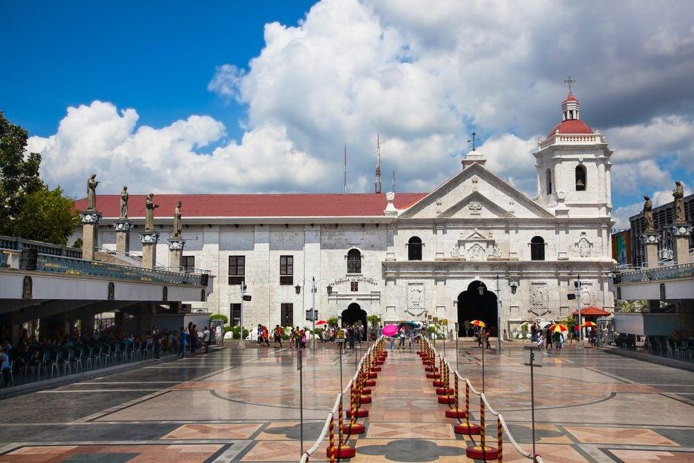 Basílica del Santo Niño Filipinas