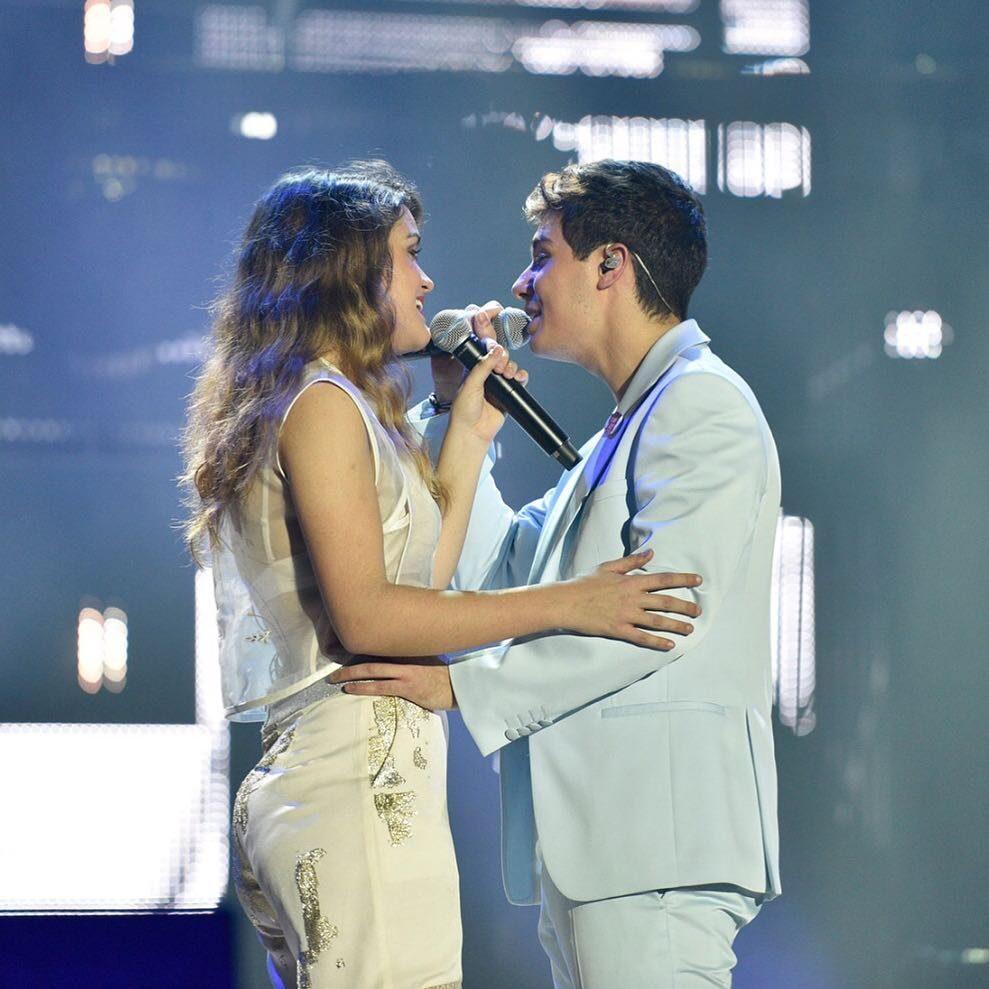 Amaia y Alfred de operación triunfo representan a España en Eurovisión Lisboa