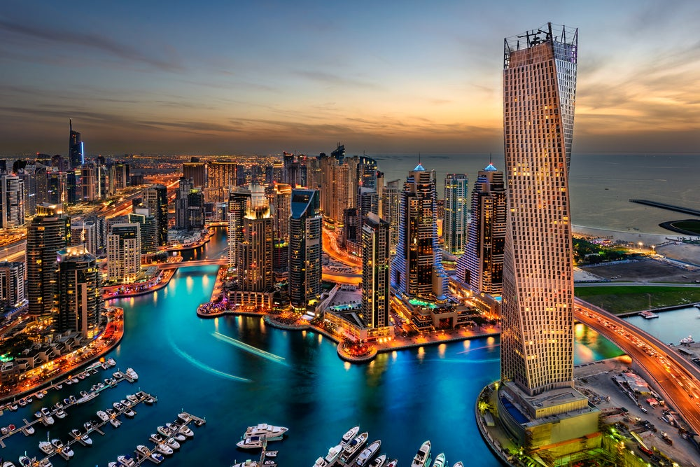 Dubái Marina