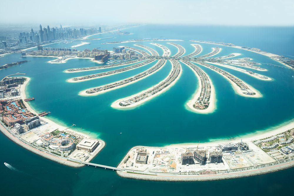 Palmera Jumeirah Dubái