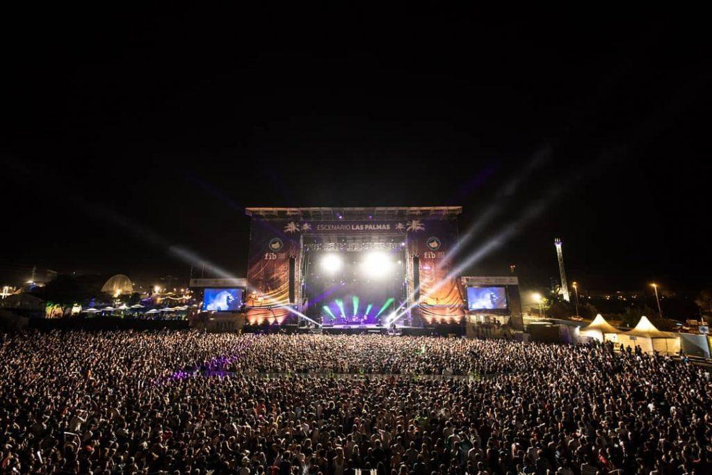 FIB Festival, Castellón