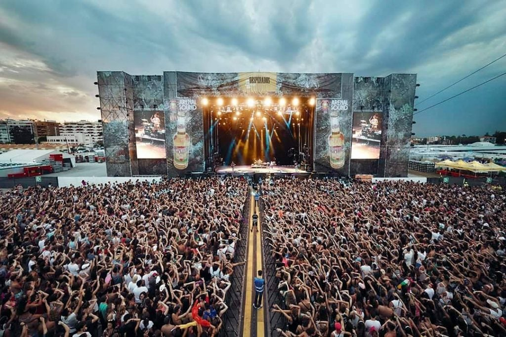 Festival Arenal Sound