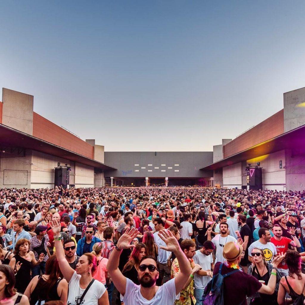 Festival SÓNAR, Barcelona