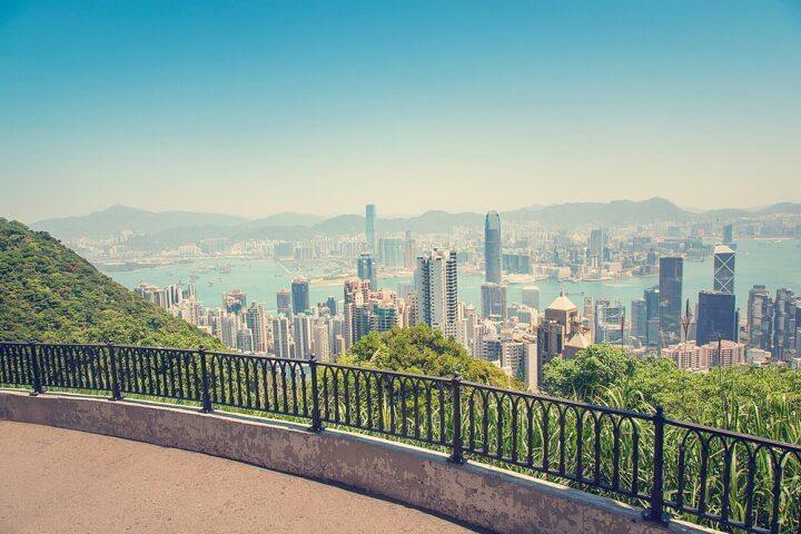 el pico Hong Kong