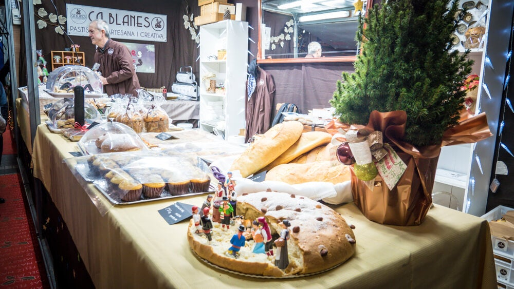 Feria de Navidad Ciutat de les Arts de les Ciències de Valencia