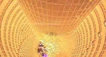 Flapy en China VI : Desde la torre Jin Mao