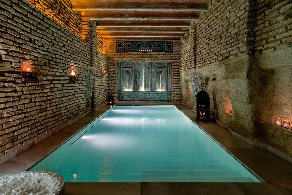 Hotel original: Aire Hotel & Ancient Baths, Almería